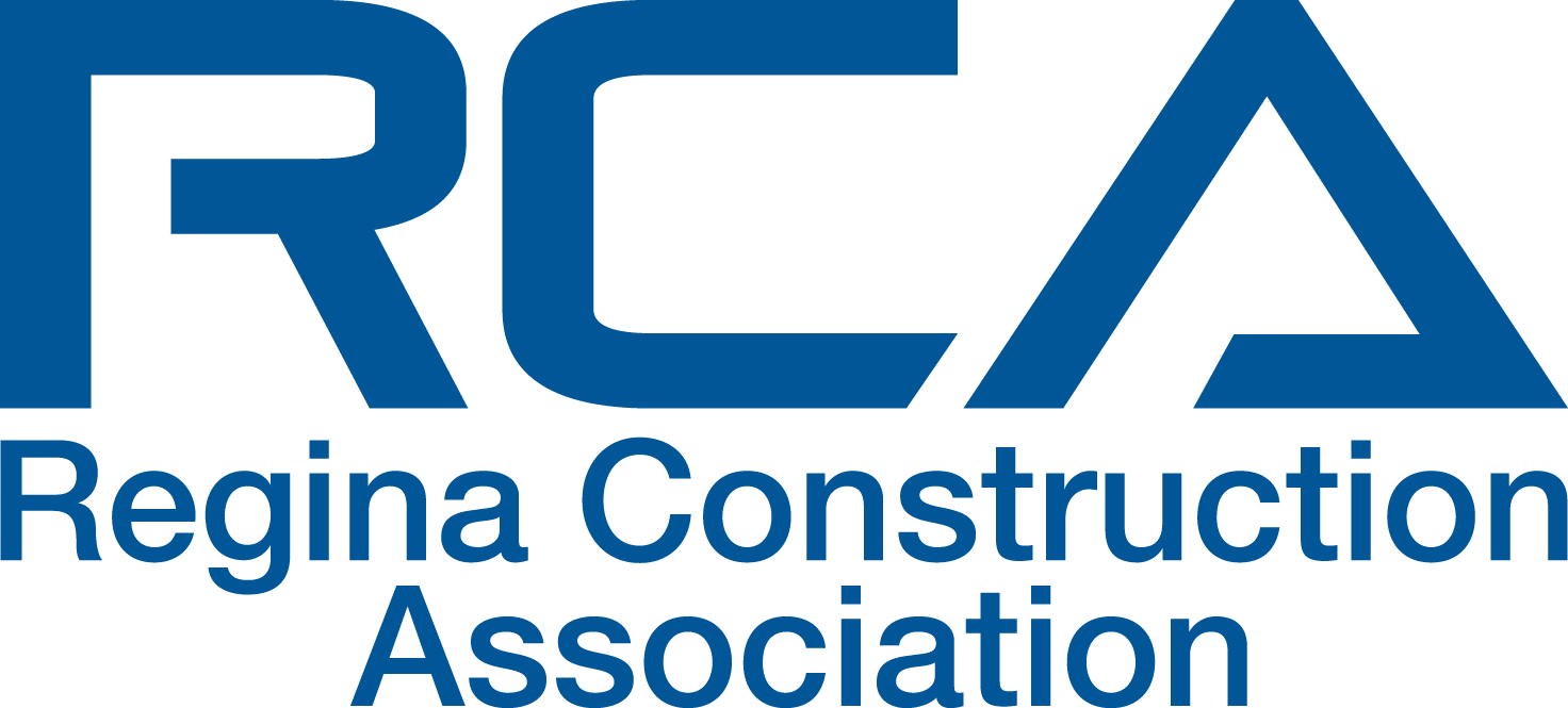RCA Regina Construction Association Logo