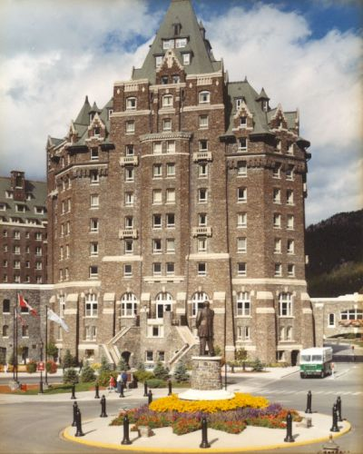 Banff Springs Elevation 4